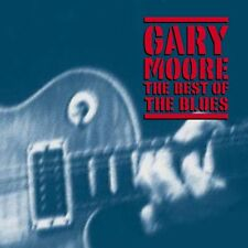 Gary Moore Best Of The Blues CD+Bonus Live CD NEW SEALED 2002