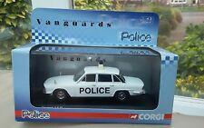 1:43 Vanguards Dorset & Bournemouth Police Triumph 2.5 PI VA08207 Perfect Boxed