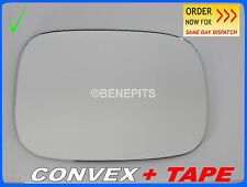 Wing Mirror Glass For VOLVO XC90 2006-2013 CONVEX + TAPE Right Side #P014