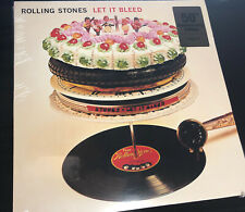 Rolling Stones Let It Bleed 50th Anniversary Edition 6.3oz 1lp Vinyl 2019 ABKCO