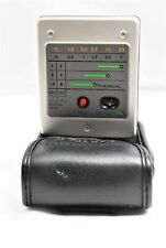 [Almost MINT] Contax TLA140 Shoe Mount Flash w/ Case For G1 G2 From JAPAN