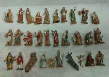 30 pastori landi costumi storici 6.5 cm nativ moranduzzo presepe crib shepherds