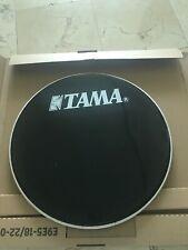 Tama Logo Resonant bass Drum Head 18 inches