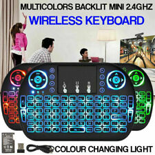 2.4G Mini Wireless Air Touchpad Keyboard i8 Pro Remote Control Android TV Box PC