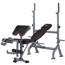 Banco Musculacion FITFIU banco multifunción entrenamiento en casa, banco pesas e