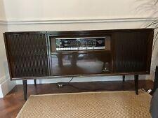 More details for grundig bergamo stereo console 8/gb - retro radiogram record player