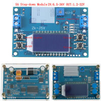 5A DC-DC Boost Step-Up/Down Constant Voltage Current Power Supply Module NT