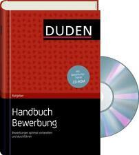 Duden Ratgeber - Handbuch Bewerbung von Judith Engst, Doris Brenner, Barbara Ket