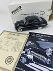 Danbury Mint 1949 Mercury Club coupe 1:24 Scale Diecast Car black