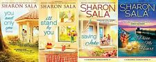 Blessings Georgia Series Collection Set Books 1-4 Mass Paperback By Sharon Sala