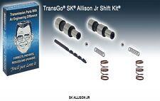 ALLISON 1000 TRANSGO JR TRANSMISSION SHIFT KIT 2005-10 DURAMAX Upgrade 121167T