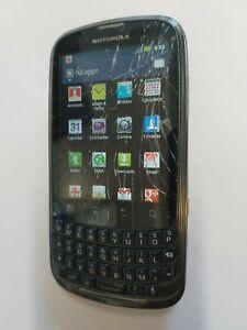 Sprint PCS Motorola Admiral XT603 Qwerty Android Smartphone Cellphone XT 603