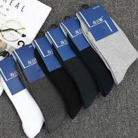 6 Colors Men Winter Thicken Warm Socks Male Business Casual Thermal Cotton Socks