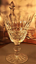 "Waterford Crystal Tramore Water Goblets Glasses 5 5/8"" 601/678 5 7/8"""