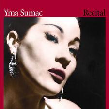 Yma Sumac Recital: Rare Live Performance from Bucharest, Romania