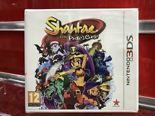 SHANTAE AND THE PIRATE'S CURSE / 3DS / neuf sous blister / BRAND NEW