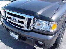 Ford Ranger 2004 - 2011 Bug Hood Shield Deflector Stone Protector - Smoke