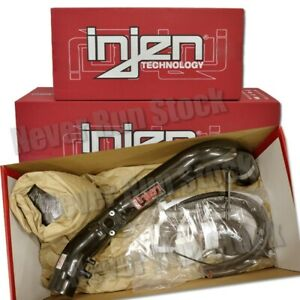 SP SERIES INJEN COLD AIR INTAKE SYSTEM FOR 06-11 HONDA CIVIC Si ONLY BLACK +11HP