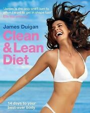 The Clean & Lean Diet, James Duigan, Very Good