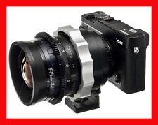 @ PRO Adapter FUJI X Mount X-PRO1 X-E1 -> BNCR Mitchell w/ TRIPOD Canon K35 @