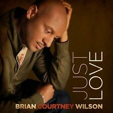 FREE US SH (int'l sh=$0-$3) NEW CD Brian Courtney Wilson: Just Love