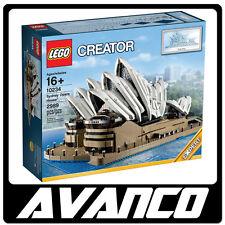 LEGO Creator Sydney Opera House 10234 BRAND NEW SEALED