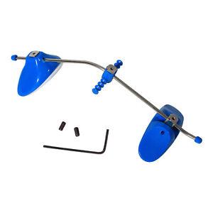 Pro Dental Adjustable Orthodontic Reverse Pull Headgear Facial Mascara BlueColor
