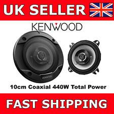 """Kenwood KFC-S1066 4"""" Inch 2 Way 10CM 440W Total Power Car Van Door Speakers"""