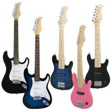 Full Size Electric Guitar w/5,10 Watt Amp Gig Bag Case Guitar Strap for Beginner