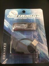 USB Rechargeable Cigar Cigarette Flameless Lighter Electronic Lighter