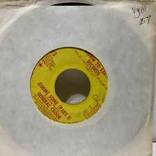 General Crook Gimme Some- Down To Earth 73 VG(+) Soul 45