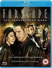 FARSCAPE The Peacekeeper Wars Miniserie Finale BLURAY in Inglese NEW .cp