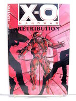 *X-O Manowar: Retribution TPB Signed & Numbered #1066/3000 with Certificate