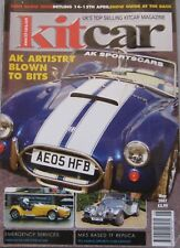 Kit car magazine May 2007 featuring Westfield V8, Supercharged AK