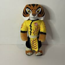 "Dreamworks Kung Fu Panda 3 Tigress Tiger Stuffed Figure Plush 11"""