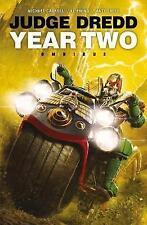 Judge Dredd Year Two by Michael Carroll (Paperback, 2017)
