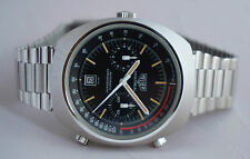 1970's NOS 20mm NSA pattern bracelet. Perfect for the Heuer Montreal / Pasadena.