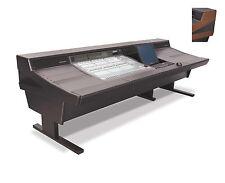 Argosy 90 Series Desk for Avid for C|24 Console Mahogany Trim | 90-NC24-RRC-B-M