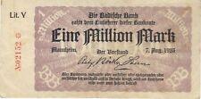 Sonstiges Papiergeld aus Deutschland