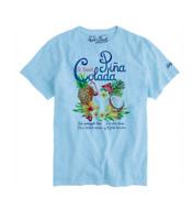MC2 SAINT BARTH T-Shirt Manica Corta casual SKYLAR da uomo COLADA