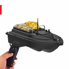 Intelligence Remote control Double Warehouse Fishing Bait Boat 9600mah