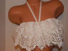 Victoria's Secret Dream Angels 36C long line flounce bra elegant lace