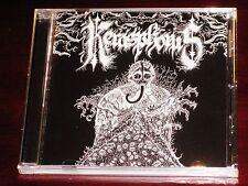 Kerasphorus: S/T ST Self Titled Same CD 2016 Hell's Headbangers Records 183 NEW