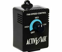 Hydrofarm Active Air ACSC In Line Duct Fan Speed Adjuster Controller Blower