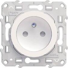 Prises de courant 2p T 16a Schneider Odace S520059 ()