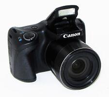 Canon PowerShot SX430 IS 20 MP Digital Bridge Camera 45x Zoom Lens WiFi 720p HD