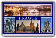FRIDGE MAGNET - PRAGUE - Large - Czech Republic TOURIST