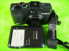 Canon PowerShot G16 Digital Camera with WiFi- black
