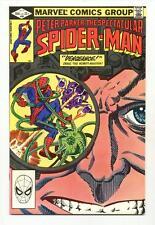 Spectacular Spider-Man #68     Robot Master