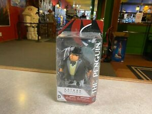 """2015 DC Direct The Animated Series Red Card 15 THE PENGUIN 6"""" Inch Figure MOC"""